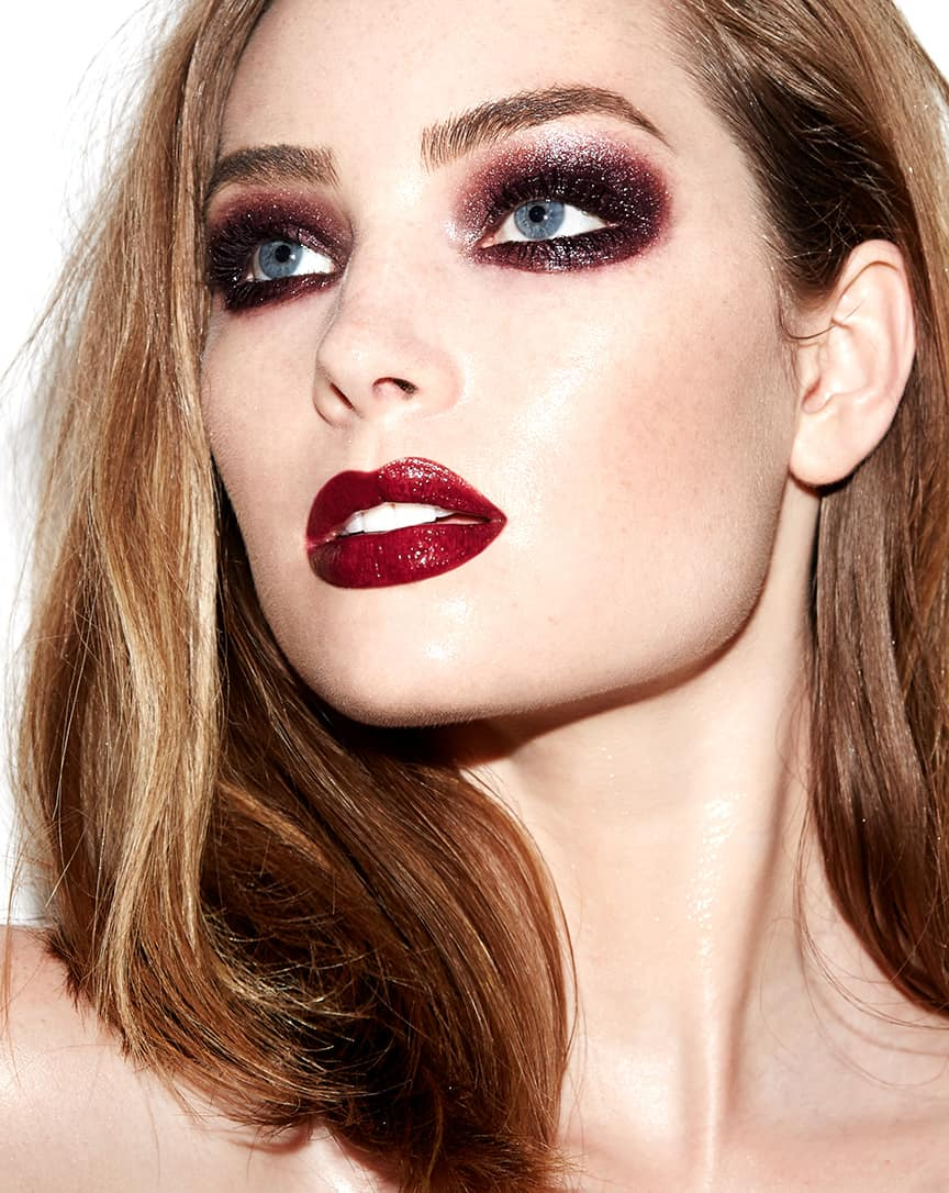 Chandler Bailey, Robin Black, Beauty Is Boring, Chanel, Holiday 2015, Vamp Attitude