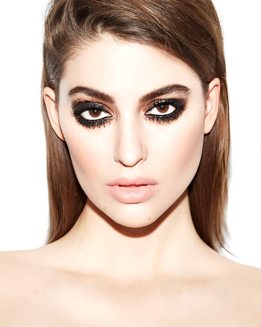 MARC JACOBS BEAUTY x BEAUTY IS BORING, LOOK #1