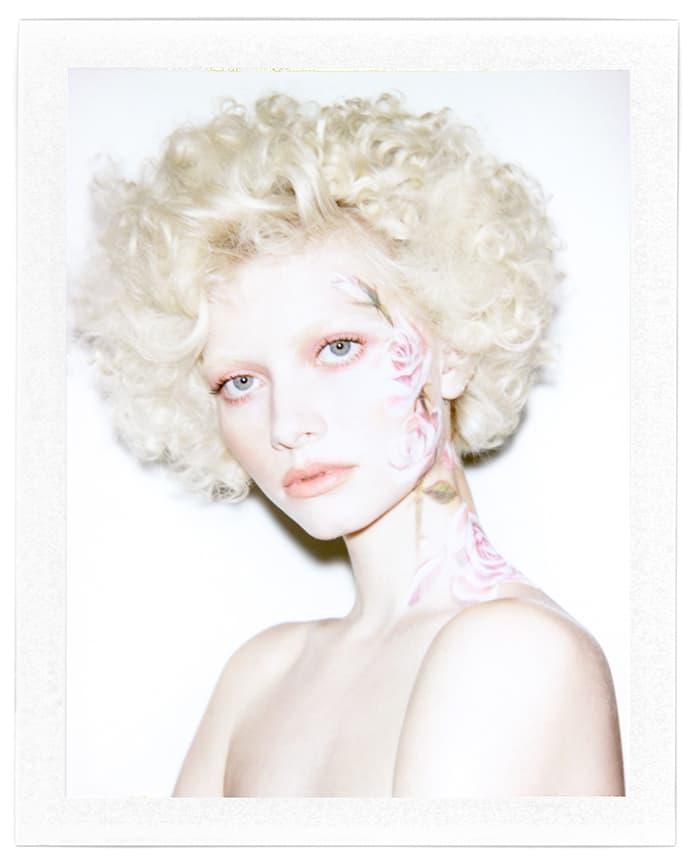 Cameron Rose, Regina Yazdi, Beauty Is Boring, Robin Black, Outtakes, Big Shot Polaroid